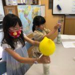 英会話Tips 英語で化学実験やってみた!